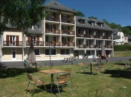 Hôtel Le Brunet, Saint-Jacques-des-Blats