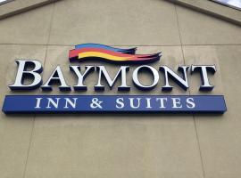 Baymont Inn and Suites Orangeburg, Orangeburg