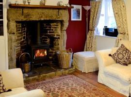 Amber Cottage, Marsett