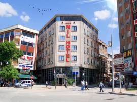 Nil Hotel, Gaziantep