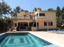 Villa Alegria, Cala Blava