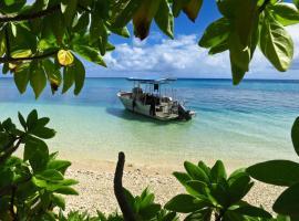 Mai Dive' Astrolabe Reef Resort, Ono Island