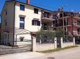 Apartments Ruža, Umag