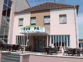 Europa Hotel, Saarlouis
