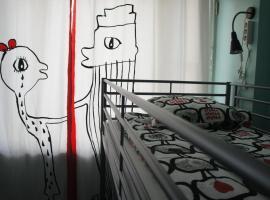 SweetDream Guesthouse, Helsinki