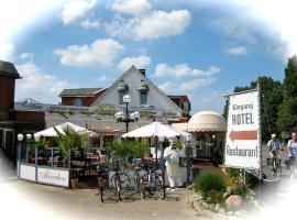 Hotel & Restaurant Möwchen, Norden