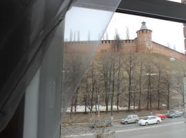 Berry-Hostel, Nizhniy Novgorod