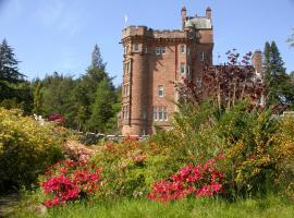Glenborrodale Castle, Glenborrodale