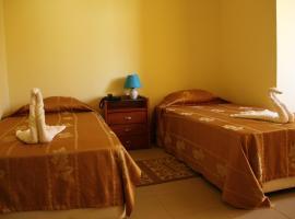 Hotel Lazareto, Mindelo