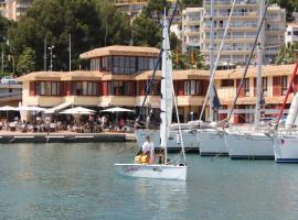 Residencia Deportiva Calanova, Palma de Mallorca