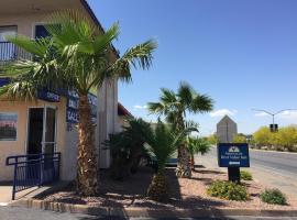Henderson Motel Corporation, Las Vegas