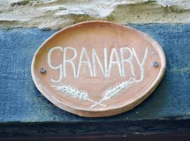 Granary, Combe Martin