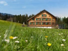 Ferienloft Waldblick, Schwarzenberg im Bregenzerwald