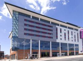 Premier Inn Coventry City Centre - Belgrade Plaza, Coventry