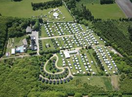 Riis Camping & Cottages, Give
