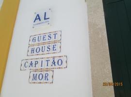Guest House Capitao Mor, Faro