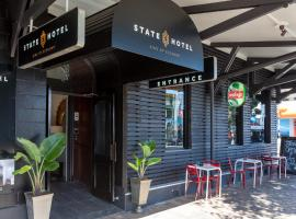 The State Hotel, New Plymouth