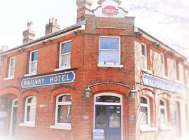 Railway Hotel, Faversham