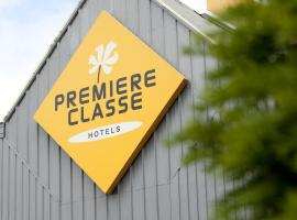 Première Classe Clermont-Ferrand Aubière