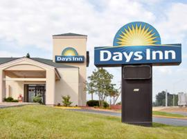 Days Inn Salisbury, Salisbury