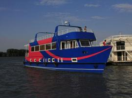Nava agrement ''Blue One'', Tulcea