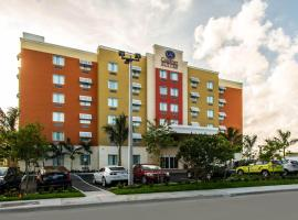 Comfort Suites Fort Lauderdale Airport South & Cruise Port, Dania Beach