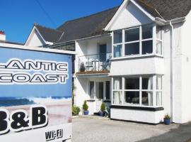 Atlantic Coast B&B, Newquay