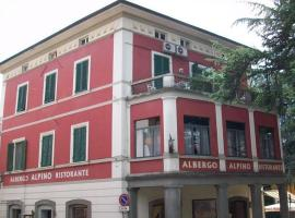 Hotel Alpino, Barga