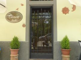 Ristoro A Lucarelli, Radda in Chianti