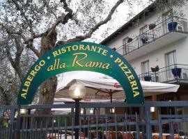 Albergo Bar Ristorante Alla Rama, Malcesine