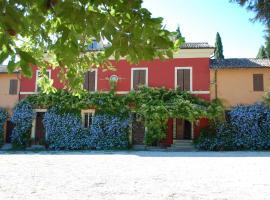 Villa Galli, Fara in Sabina