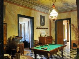 Rafalias Mansion, Ídhra