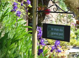 B&B Le Mas du Grand Pré, Apt