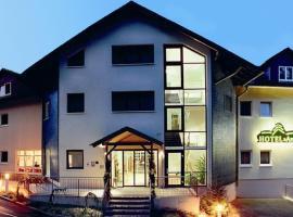 Hotel Am Wald, Elgersburg