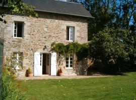 La Maison Du Jardin, Vergoncey
