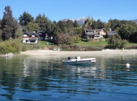 Cabañas Bahia Protegida - Costa de Lago, San Carlos de Bariloche