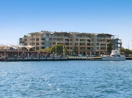 Riverside Holiday Apartments, Ballina