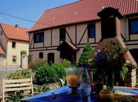 Apartment Haus Am Wald 1, Kleinheringen