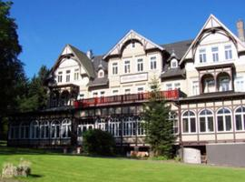 Apartment Villa Im Harz 3, Clausthal-Zellerfeld