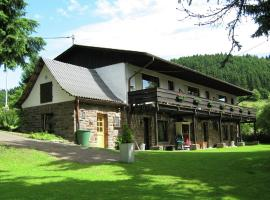 Apartment Altes Zollhaus 1, Übereisenbach