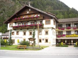 Hotel Edelweiss, Лангенфельд