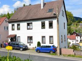 Apartment Steinbach-Hallenberg 2, Kurort Steinbach-Hallenberg
