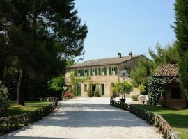 Villa Metauro, Calcinelli