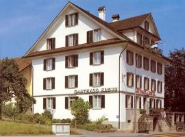 Gasthaus zum Kreuz, Meggen