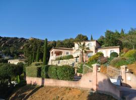 Family Villa Cote d'Azur, Agay