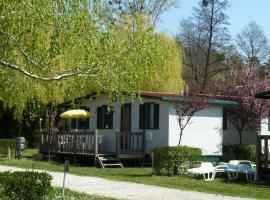 Aqua Camp Mobilházak - Park Kemping Vonyarcvashegy, Vonyarcvashegy