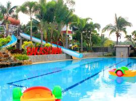 Bakasyunan Resort and Conference Center - Zambales, Iba