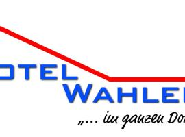 Hotel Wahlenau, Wahlenau