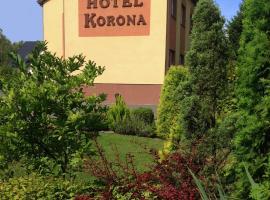 Hotelik Korona, Raszyn