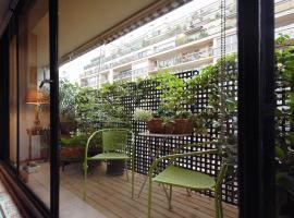 Apartment de l'Assomption - 4 adults